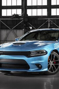 1440x2960 Dodge Charger RT Scat
