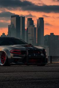 Dodge Charger SRT Hellcat Enforcer