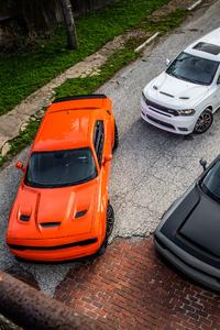 Dodge Durango And Dodge Challenger SRT Hellcat Widebody