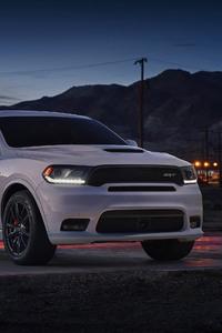480x800 Dodge Durango SRT 2018