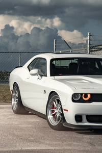 Dodge Hellcat 5k