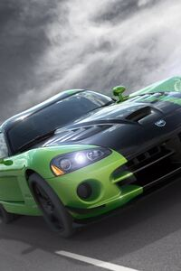 Dodge Viper 25th Anniversary Model