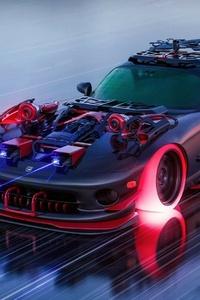 Dodge Viper Concept Car