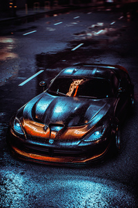 Dodge Viper Srt Need For Speed 4k