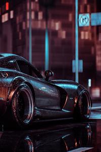 Dodge Viper Srt Need For Speed Game 4k