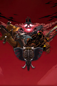 2160x3840 Dogma Resistance From Monstercat