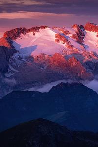 540x960 Dolomiti Sunrise 4k