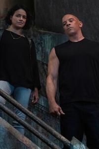 Dominic Toretto And Letty F9