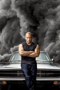 240x400 Dominic Toretto In Fast And Furious 9 2020 Movie