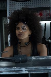 Domino In Deadpool 2 Movie