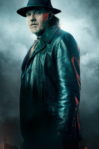 Donal Logue As Harvey Bullock In Gotham Season 5