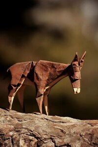 Donkey Origami