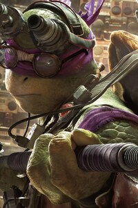320x480 Donnie In Teenage Mutant Ninja Turtles