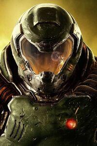 Doom 4 2016 Video Game