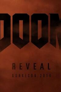 640x960 Doom 4 Game Poster