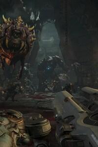 640x960 Doom 4 Video Game