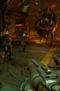 Doom 4 Xbox GamePlay