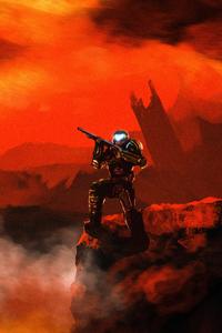 Doom Doom Slayer 4k