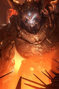 1080x1920 Doom Eternal 2020 5k