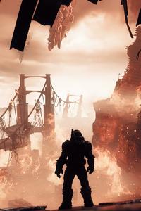 1080x2280 Doom Eternal 2022