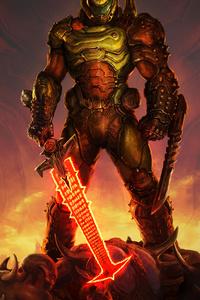 Doom Eternal 5k