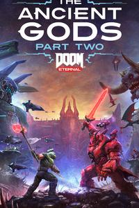 Doom Eternal The Ancient Gods Part Two 8k