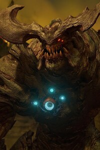 640x960 Doom Game Original