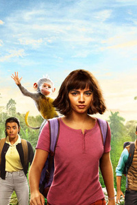 1280x2120 Dora And The Lost City Of Gold 2019 New