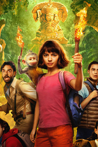 720x1280 Dora And The Lost City Of Gold 5k
