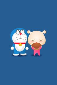 Doraemon Minimalism