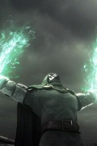 Dr Doom Marvel Comics