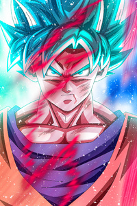 1242x2688 Dragon Ball Super
