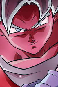 720x1280 Dragon Ball Super Son Goku 5k