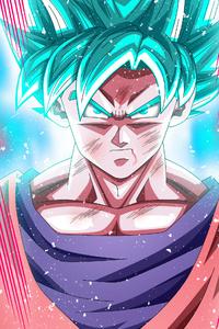 1280x2120 Dragon Ball Super Super Saiyan