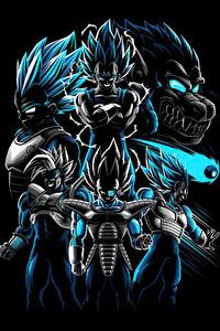 320x568 Dragon Ball Z Team 4k