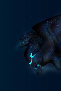 Dragon Colorful Fantasy Flying 4k Art