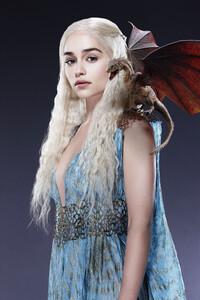 Dragon Daenerys Targaryen