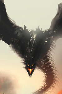 640x1136 Dragon Days 4k