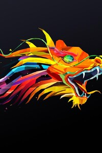 Dragon Digital Art