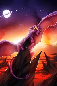 Dragon Eruption
