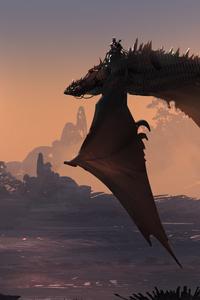 Dragon Fantasy Art 5k