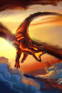 Dragon Fantasy Artwork