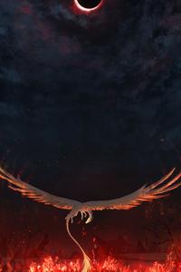 Dragon Fantasy Fire 4k