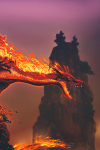 Dragon Fire 4k