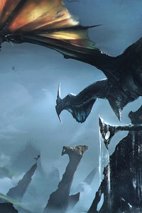 Dragon Land 4k