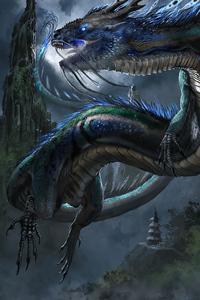 Dragon Monster 4k