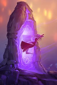 Dragon Portal 4k