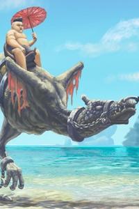 Dragon Rider 5k