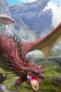 Dragon Streesful Year 4k