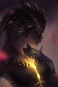 Dragon Symmetra Overwatch